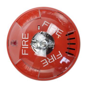 WHHSRC WHEELOCK HN STR, RED, 2W, CEILING, 12/24V, 8CD