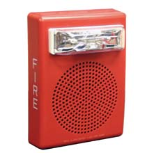 WHE50-24MCW-FR WHEELOCK MULTI-CANDELA SPEAKER STROBE RED ************************* SPECIAL ORDER ITEM NO RETURNS OR SUBJECT TO RESTOCK FEE *************************