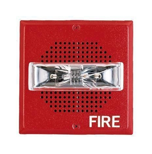 WHE70-24MCW-FR WHEELOCK #9022 MULTI-CANDELA SPEAKER/STROBE WALL MOUNT ONLY SQUARE,RED 15/30/75/110CD ************************* SPECIAL ORDER ITEM NO RETURNS OR SUBJECT TO RESTOCK FEE *************************