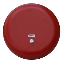 """WHMB-G10-12-R WHEELOCK MOTOR BELL, INDOOR/OUTDOOR, 12 VDC, 10"""" SHELL, RD ************************* SPECIAL ORDER ITEM NO RETURNS OR SUBJECT TO RESTOCK FEE *************************"""