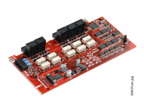 FLANN-RLY FIRE-LITE 10 ZONE RELAY MODULE - MUST SELL FLANNMBRLY WITH THIS PART ************************* SPECIAL ORDER ITEM NO RETURNS OR SUBJECT TO RESTOCK FEE *************************