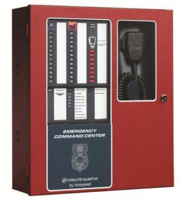 FLECC-50/100 FIRELITE MULTIPURPOSE EMERGENCY VOICE EVACUATION PANEL