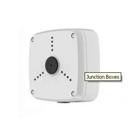 MNTNB2XJW FLIR 3 SCREW OUTDOOR JUNCTION BOX IP66 FOR SELECT IP CAMERAS
