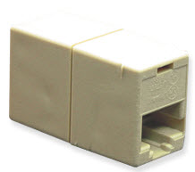 ICMA3508DR ICC MODULAR COUPLER VOICE 8P8C KEYED PIN 1-1 ************************ SPECIAL ORDER ITEM NO RETURNS OR SUBJECT TO RESTOCK FE ************************
