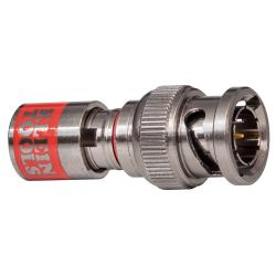 VDV813-616 KLEIN TOOLS Compression Connector - Universal, BNC, RG59, Male, 10-Pack ************************* SPECIAL ORDER ITEM NO RETURNS OR SUBJECT TO RESTOCK FEE *************************