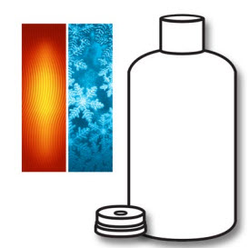 WNTEMP-G-B WINLAND GLYCERIN BOTTLE AND GROMET CAP ************************* SPECIAL ORDER ITEM NO RETURNS OR SUBJECT TO RESTOCK FEE *************************