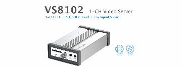 VS8102 VIVOTEK 1-ch H.264/MPEG-4/MJPEG video server, RS485, DI/DO, PoE built-in, SD/SDHC card slot, Two way audio ************************* SPECIAL ORDER ITEM NO RETURNS OR SUBJECT TO RESTOCK FEE *************************