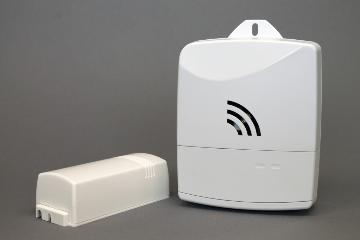 RE116-U RESOLUTION PRODUCTS Wireless Siren with Universal Transmitter