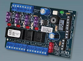 ACM4 ALTRONIX ACCESS POWER CONTROLLER ************************* SPECIAL ORDER ITEM NO RETURNS OR SUBJECT TO RESTOCK FEE *************************