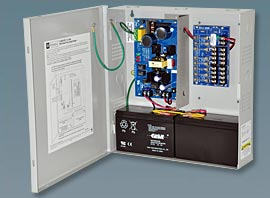 AL300ULPD8 ALTRONIX 12VDC OR 24VDC @ 2.5 AMP 115VAC INPUT AC AND BATTERY MONITORING EIGHT (8) FUSE PROTECTED CLASS 2 RATED POWER LIMITED OUTPUTS GRAY ENCLOSURE ************************* SPECIAL ORDER ITEM NO RETURNS OR SUBJECT TO RESTOCK FEE *************************