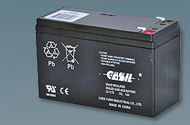 "BT126 ALTRONIX Lead Acid Battery - 12VDC/7AH, Dimensions 3.66""H x 5.94""W x 2.56""D. ************************* SPECIAL ORDER ITEM NO RETURNS OR SUBJECT TO RESTOCK FEE *************************"
