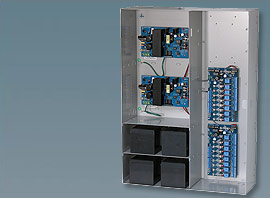 """MAXIMAL11 ALTRONIX ACCESS POWER CONTROLLER OUTPUT POWER: (12VDC @ 4 AMP + 12VDC @ 4 AMP) OR (24VDC @ 3AMP + 24VDC @ 3AMP) OR (12VDC @ 4AMP + 24 VDC @ 3AMP) ENCLOSURE: 26""""H X 19""""W X 6.25""""D ACCOMMODATES UP TO 4 12VDC/12 AH BATTERIES ************************* SPECIAL ORDER ITEM NO RETURNS OR SUBJECT TO RESTOCK FEE *************************"""