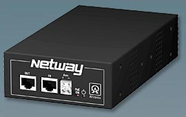 NETWAY1D ALTRONIX Single Port Midspan Injector/Power Supply ************************* SPECIAL ORDER ITEM NO RETURNS OR SUBJECT TO RESTOCK FEE *************************