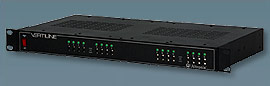"""VERTILINE16 ALTRONIX 16 FUSE PROTECTED OUTPUTS 24VAC OR 28VAC SELECTABLE BY OUTPUT 10 AMP TOTAL CURRENT 1U EIA 19"""" RACK MOUNT CHASSIS 115/230VAC INPUT ************************* SPECIAL ORDER ITEM NO RETURNS OR SUBJECT TO RESTOCK FEE *************************"""