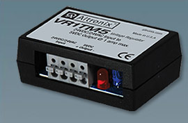 VR1TM5 ALTRONIX Power Conversion Module - Converts 24VAC or 24VDC input into 5VDC rated @ 1 amp, spring terminals. High impact insulated housing ************************* SPECIAL ORDER ITEM NO RETURNS OR SUBJECT TO RESTOCK FEE *************************
