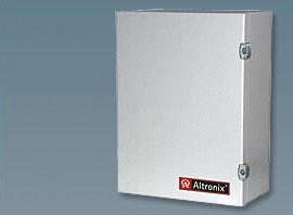 """WP2 ALTRONIX Enclosure - NEMA 4/IP66 outdoor rated 17.5""""H x 12""""W x 6.625""""D."""