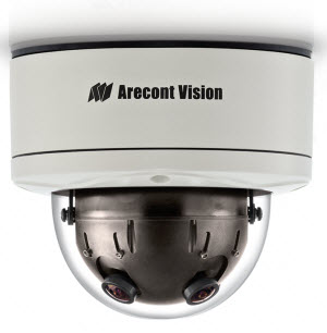 AV12366DN ARECONT SURROUND VIDEO 12MP CAMERA WDR D/N 360 4 2.6MP LENS SURFACE MT INDOOR/OUTDOOR ************************* SPECIAL ORDER ITEM NO RETURNS OR SUBJECT TO RESTOCK FEE *************************