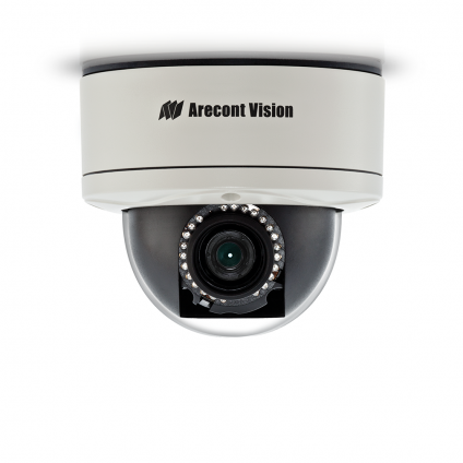 AV3256PMIR-S ARECONT WDR 3MP MegaDome, 2 2048x1536, 3-9mm F1.2, 21fps, Remote Zoom, Remote Focus, P-iris, IR, IP66, IK-10, 12VDC/24VAC/PoE, PoE Powered Fan, SD card, CorridorView, Scaling ************************* SPECIAL ORDER ITEM NO RETURNS OR SUBJECT TO RESTOCK FEE *************************