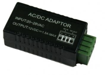 AZACDC AZCO 24VAC TO 12VDC POWER CONVERTER ************************* SPECIAL ORDER ITEM NO RETURNS OR SUBJECT TO RESTOCK FEE *************************