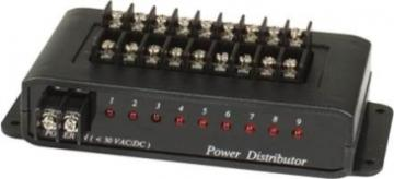 AZPD1X9 AZCO POWER DISTRIBUTION 1X9 1-30 VAC/VDC PTC FUSE ************************* SPECIAL ORDER ITEM NO RETURNS OR SUBJECT TO RESTOCK FEE *************************