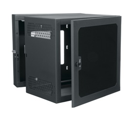 """CWR-12-26PD MIDDLE ATLANTIC 12 SPACE (21""""), 2' DATA WALL CAB,PLEXI DOOR,26""""DEEP ************************* SPECIAL ORDER ITEM NO RETURNS OR SUBJECT TO RESTOCK FEE *************************"""