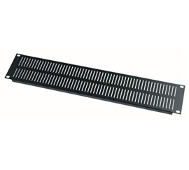 EVT2 MIDATL 2 SPACE (3 1/2) SLOTTED ECONO VENT, BLACK FINISH ************************* SPECIAL ORDER ITEM NO RETURNS OR SUBJECT TO RESTOCK FEE *************************