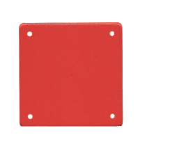 WHSHMP-R WHEELOCK ADAPTER PLATE ************************* SPECIAL ORDER ITEM NO RETURNS OR SUBJECT TO RESTOCK FEE *************************