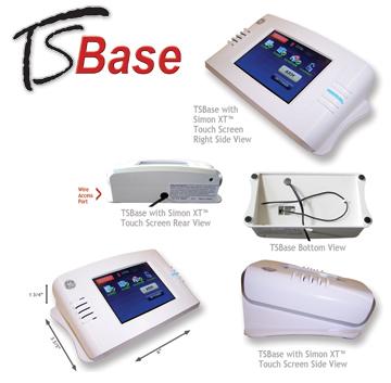 XTP-TSBASE XT PLASTICS SIMON XT TOUCH SCREEN BASE