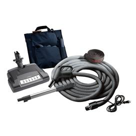 CS600 NUTONE DELUXE ELECTRIC CENTRAL CLEANING KIT - (1) CK230, (1) CT600, (1) CH515 AND (1) CA130