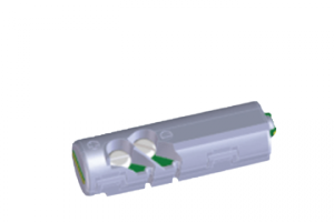 AA33 VIDEOFIED battery eliminator- 9-12vDC ************************* SPECIAL ORDER ITEM NO RETURNS OR SUBJECT TO RESTOCK FEE *************************