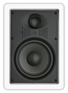 "A-610 RBH ARITECHTURAL SERIES IN-WALL LOUDSPEAKER, 6 1/2"" WOOFER, 1"" SWIVEL TWEETER (SOLD IN PAIRS) ************************* SPECIAL ORDER ITEM NO RETURNS OR SUBJECT TO RESTOCK FEE *************************"