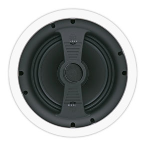 "A-815 RBH 8"" ROUND RECESSED SPEAKERS WHITE (SOLD IN PAIRS)"