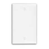 LEV78014 LEVITON 1 GANG STD.BLANK WALL PLATE LIGHT ALMOND ************************* SPECIAL ORDER ITEM NO RETURNS OR SUBJECT TO RESTOCK FEE *************************