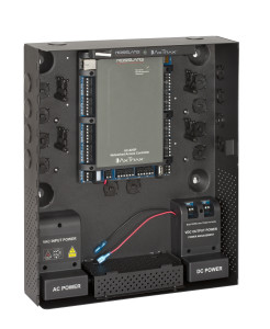 AC-825IP ROSSLARE Professional Scalable & Expandable Networked OSDP Access Controller in Metal Enclosure UL294