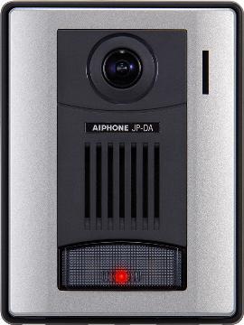 JP-DA AIPHONE VIDEO DOOR STATION SURFACE MOUNT PLASTIC WORKS ON JP AND JM SYSTEM