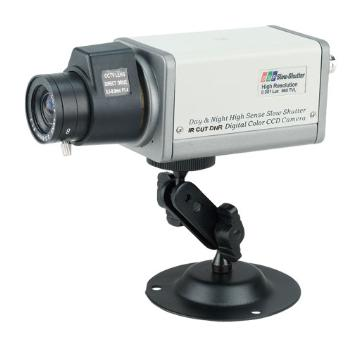 "CC36ICR-H 1/3"" High Resolution Color CCD; 620TVL 0.001LUX; IR CUT Filter Removable (ICR); Slowshutter(senses up to 0-64X); Super Digital Noise Reduction; Dual Power Input AC24V / DC12V 500mA; OSD ************************* SPECIAL ORDER ITEM NO RETURNS OR SUBJECT TO RESTOCK FEE *************************"