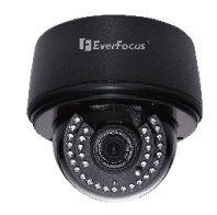 EDN3160 EVERFOCUS WDR INDOOR DOME 1.3MP ************************* SPECIAL ORDER ITEM NO RETURNS OR SUBJECT TO RESTOCK FEE *************************
