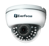ED641 EVERFOCUS 700TVL INDOOR DOME W/IR 2.8-12MM 3 AXIS DOME DUAL VOLTAGE WHITE ************************* SPECIAL ORDER ITEM NO RETURNS OR SUBJECT TO RESTOCK FEE *************************