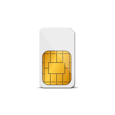 UPL200 VIDEOFIED Uplink - GSM cellular SIM card (for US)