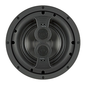 "VA-615DS RBH Frameless look 2-way Dual Voice Coil speaker. 6.5""PolyGraphite woofer, Dual 1"" silk dome tweeters. Multi mode capable. (SOLD AS EACH) ************************* SPECIAL ORDER ITEM NO RETURNS OR SUBJECT TO RESTOCK FEE *************************"