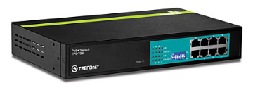 TPE-T80 TRENDNET 8-port 30W 10/100Mbps PoE+ Switch ************************* SPECIAL ORDER ITEM NO RETURNS OR SUBJECT TO RESTOCK FEE *************************