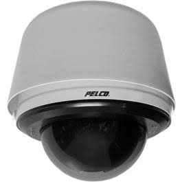 SD436-PG-E1 PELCO SPECRA IV SE 36X ENVIRONMENTAL PENDANT MOUNT, LIGHT GREY BACK BOX, CLEAR BUBBLE, NTSC. ************************* SPECIAL ORDER ITEM NO RETURNS OR SUBJECT TO RESTOCK FEE *************************