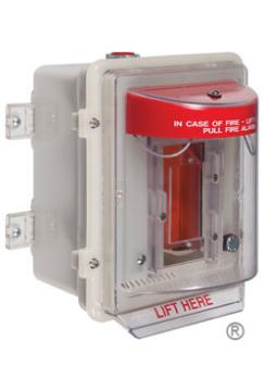"""STI-1200A-HTR STI HEATED COVER STOPPER II HEATED ENCLOSURE WITH 4"""" DEEP BACKBOX - 110 VAC ************************* SPECIAL ORDER ITEM NO RETURNS OR SUBJECT TO RESTOCK FEE *************************"""