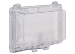 STI-6550 STI WIDEBODY KEYPAD PROTECTOR CLEAR WITH NO LOCK ************************* SPECIAL ORDER ITEM NO RETURNS OR SUBJECT TO RESTOCK FEE *************************
