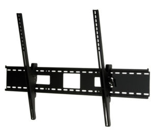 "ST680P PEERLESS UNIVERSAL TILT MOUNT FOR 61""-102"" FLAT PANEL SCREENS BLACK ************************* SPECIAL ORDER ITEM NO RETURNS OR SUBJECT TO RESTOCK FEE *************************"