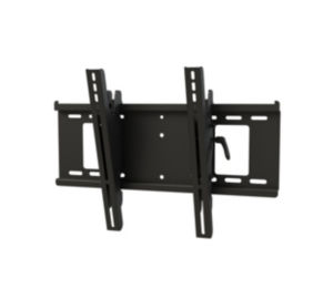 "PT640 PEERLESS PARAMOUNT UNIVERSAL TILT WALL MOUNT FOR 23"" - 46"" LCD SCREENS GLOSS BLACK"