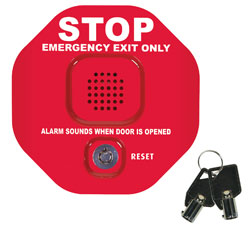 STI-6405 STI EXIT STOPPER DUAL ACCESS WITH LEDS ************************* SPECIAL ORDER ITEM NO RETURNS OR SUBJECT TO RESTOCK FEE *************************