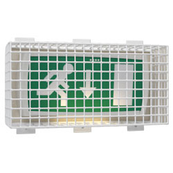 STI-9644 STI EMERGENCY LIGHTING CAGE ************************* SPECIAL ORDER ITEM NO RETURNS OR SUBJECT TO RESTOCK FEE *************************