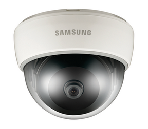 SND-5011 SAMSUNG INDOOR NETWORK DOME CAMERA, 1.3MP, 3MM LENS, MULTIPLE STREAMING, MOTION DETECTION, PRIVACY MASKING ************************* SPECIAL ORDER ITEM NO RETURNS OR SUBJECT TO RESTOCK FEE *************************