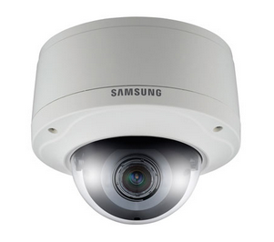 SNV-7082 SAMSCCTV NETWORK OUTDOOR DOME 3MP (2048X1536) FULL HP (1080P) MOTORIZED 1 SHOT 2.8X WDR TRUE DAY/NIGHT SMART CODE 12VDC/24VAC/ IP66 W/HEATER ************************* SPECIAL ORDER ITEM NO RETURNS OR SUBJECT TO RESTOCK FEE *************************